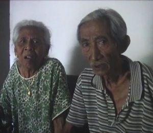Kakek & nenek Vita KDI (Foto: Mukhtar Bagus)