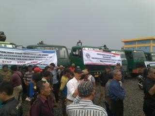 \APBMI Gelar Aksi Mogok, Protes Monopoli Pelindo\
