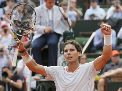 Rafael Nadal. (Foto: Reuters)