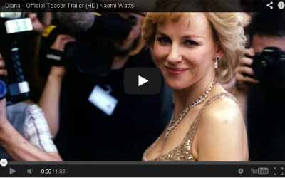 Trailer film Diana (foto: Youtube)