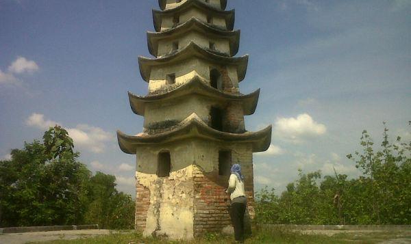 Keraton Surakarta Kuak Misteri Bangunan Mirip Pagoda