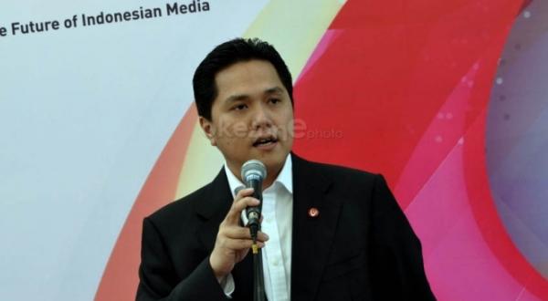 Erick Thohir (Foto: Runi Sari/Okezone)