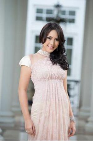 66 Wanita Cantik di Miss World 2013