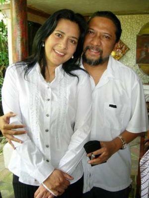 Lydia Kandou & Jamal Mirdad (Foto: Okz)