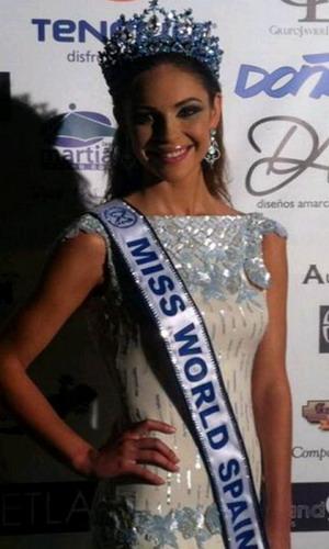 Ini Dia Finalis Miss World 2013 Asal Spanyol