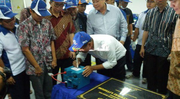 \Indonesia Miliki Pabrik Baterai Lithium Pertama\