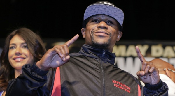 Floyd Joy Mayweather Jr. (Foto: Reuters)