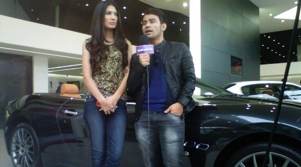 Judika dan Duma Riris (foto: Edi Hidayat/Okezone)