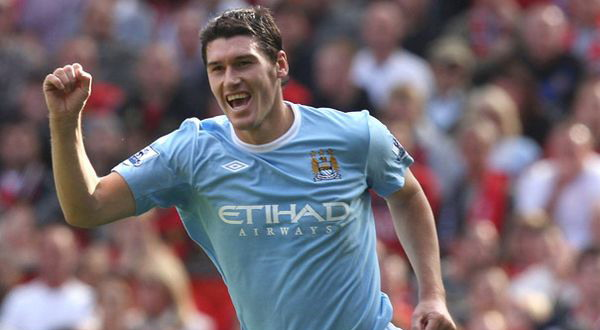 Gareth Barry - Manchester City (Foto: ist)
