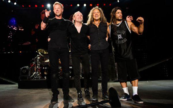 Ingin Kolaborasi dengan Fans, Metallica Ingin Pagar yang Kuat