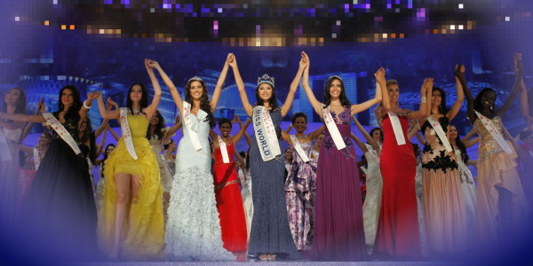 Kegiatan Positif Warnai Event Miss World 2013