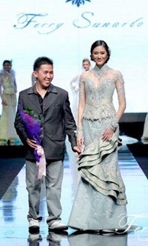 Miss World 2013, Popularitas Desainer Indonesia Mendunia