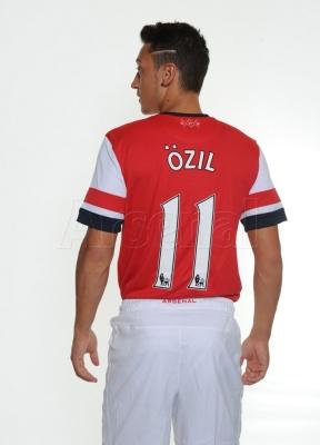 Mesut Ozil. (Foto: Arsenal.com)
