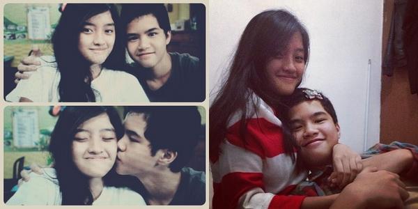 Dul dan Arin (Foto: instagram)