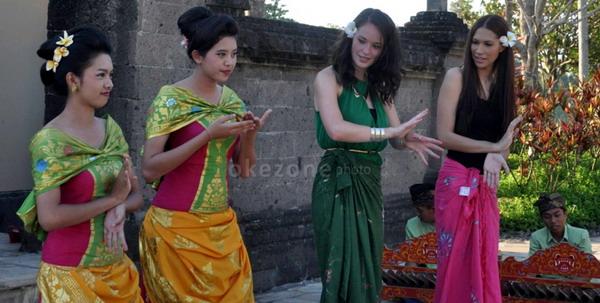 Kesan Mendalam Kontestan Miss World Tinggal di Bali