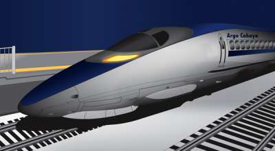 \Menhub: Jepang Siap Bangun Kereta Super Cepat di RI\
