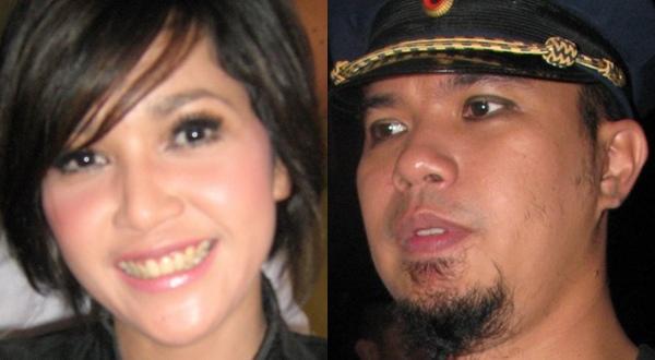 Mey Chan Takjub Lihat Keakraban Ahmad Dhani & Maia