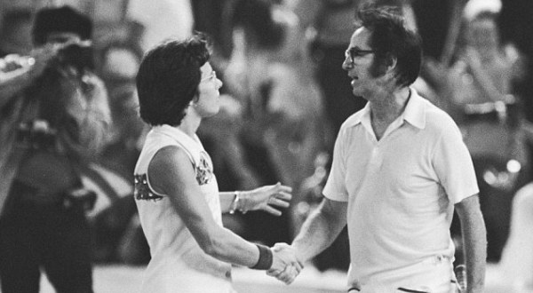 Battle of Sexes: Billie Jean King vs Bobby Riggs (Foto: ist)