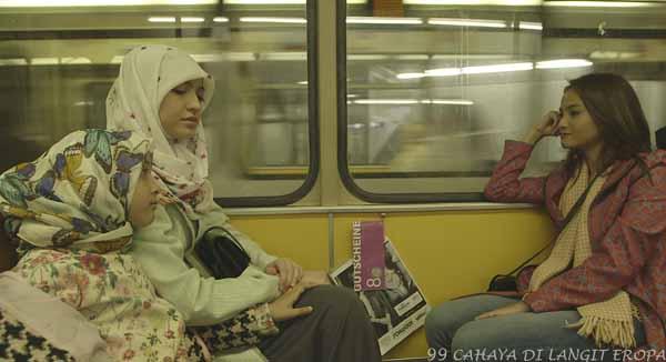 Film 99 Cahaya di Langit Eropa, Pancarkan Kesempurnaan Islam