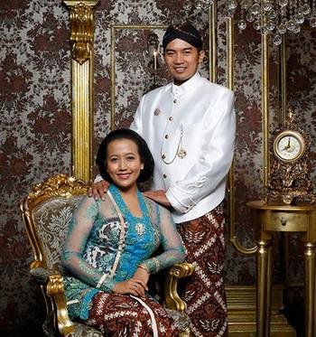 Inilah Prosesi Royal Wedding GKR Hayu