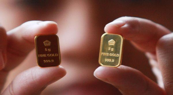 Harga Emas Antam Nyaman di Rp544.000