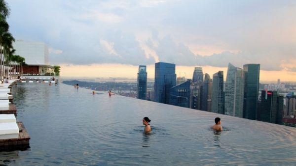 Lima Tempat Wisata Terfavorit di Singapura