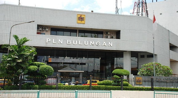 Image result for gedung pln bulungan
