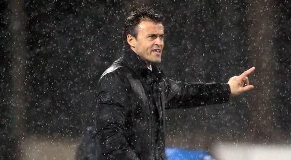 Luis Enrique - pelatih Barcelona / ist