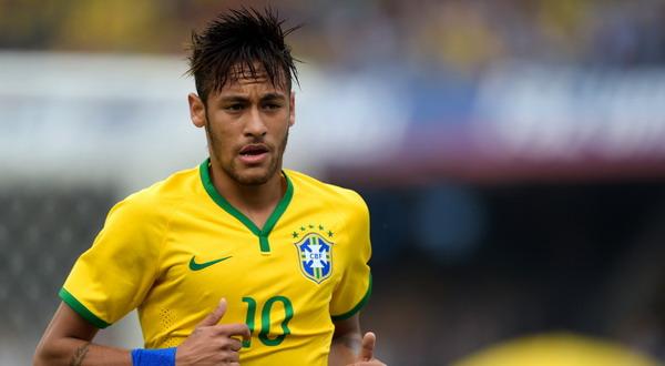 Neymar siap mengemban tanggung jawab membawa Brasil juara di Piala Dunia (Foto: Ist)