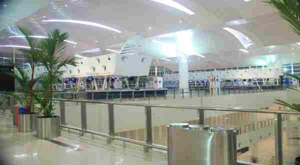 \Akses Bandara Kuala Namu Dipastikan Rampung Usai Lebaran\