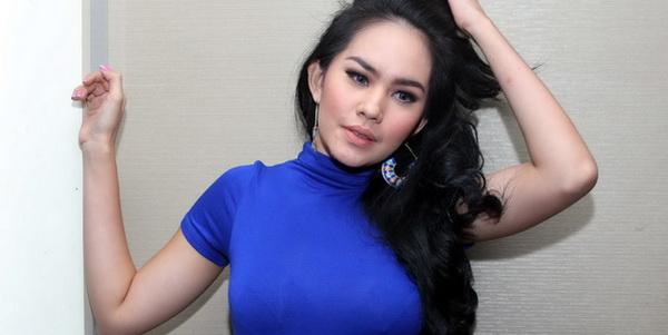 Kartika Putri (Foto: Edi/Okezone)