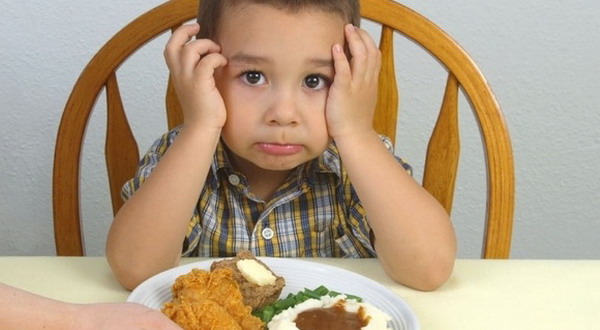 Makanan Diemut, Ternyata Si Kecil Sariawan