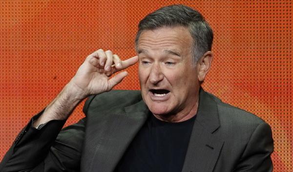 Robin Williams Ditemukan Meninggal dengan Sabuk Terlilit di Leher (Foto: Reuters)