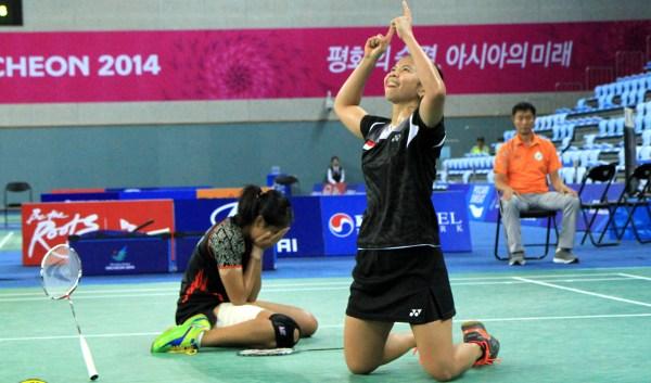Greysia Polii/Nitya Krishinda Maheswari (Foto: Badmintonindonesia.org)