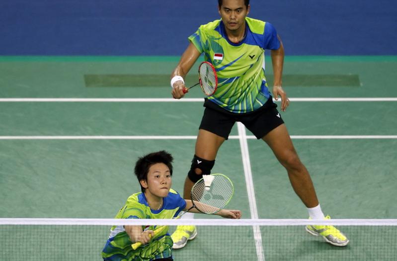 Indonesia Pastikan Satu Tempat di Final Denmark Open 2014