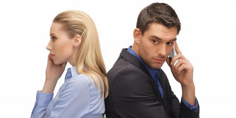 Cinta Pandangan Pertama pada Rekan Kerja