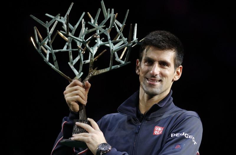 Djokovic Capai Kemenangan ke-600