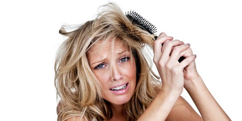 Mengatasi Rambut Kering & Rapuh