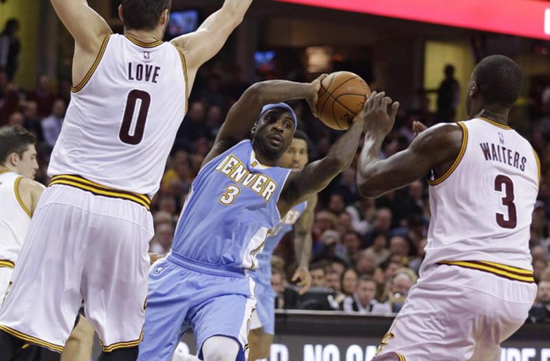 Nuggets Akhiri Kemenangan Beruntun Cavaliers