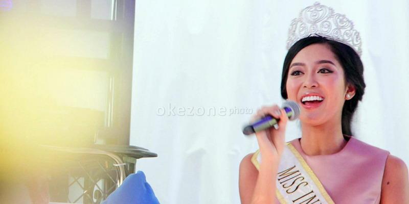 Kriteria Miss Indonesia 2015 Pengganti Maria Rahajeng