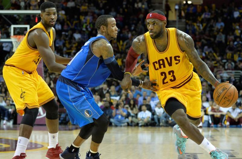 Tantangan Paling Menarik LeBron Pimpin Youngsters Cavaliers