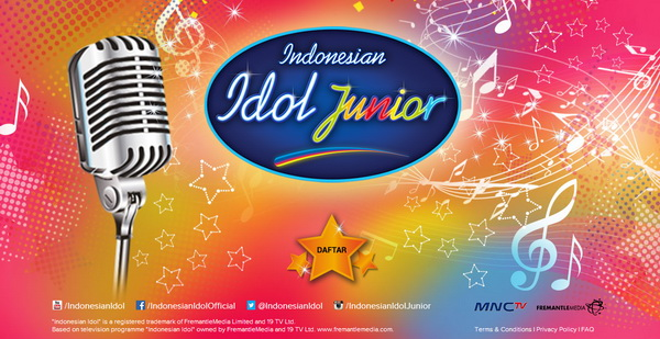 Peserta Indonesian Idol Junior 2014 di Indonesian Idol Junior
