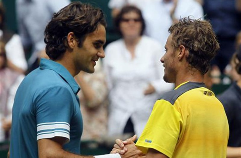 Duel Federer vs Hewitt Bakal Awali Format Baru Tenis