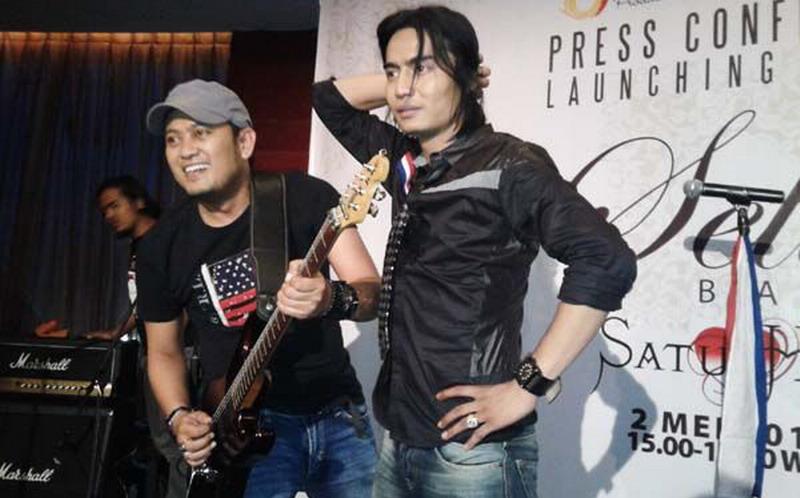 Setia Band Siap Keliling Indonesia demi Album Baru