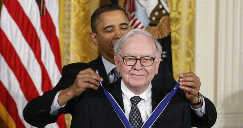 Buffett Sumbang USD25 Ribu Dukung Hilary Clinton Nyapres