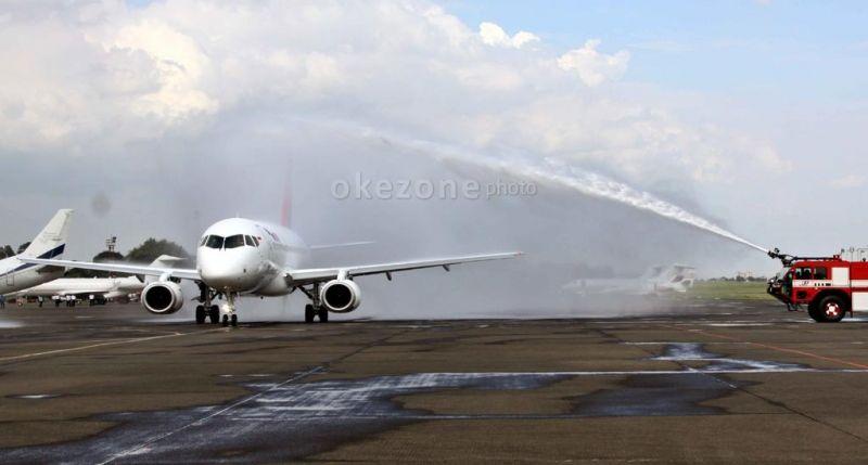\1.700 Jet Pribadi Hilir Mudik di Langit Swiss\