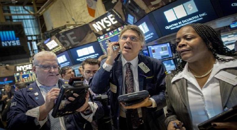 Harga Minyak Turun, Wall Street Terkoreksi
