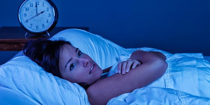Penyebab Tidak Bisa Tidur Nyenyak di Malam Hari
