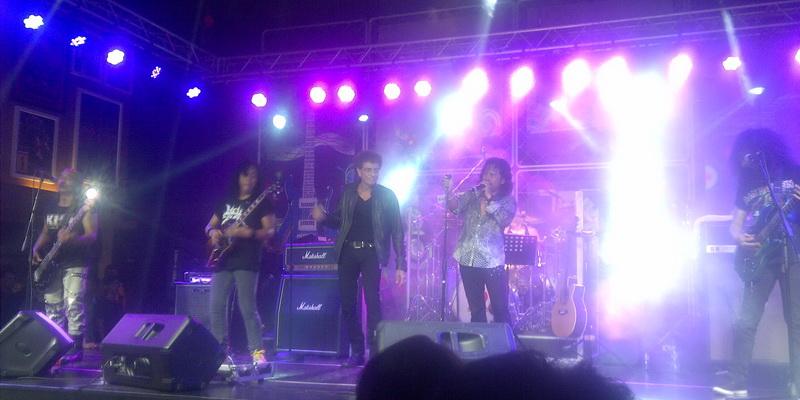 Ahmad Albar Bangkitkan Kejayaan Musik Rock (Foto: Edi)