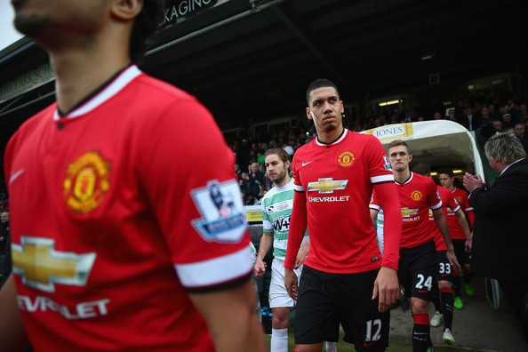 Chris Smalling (Foto: Manutd.com)